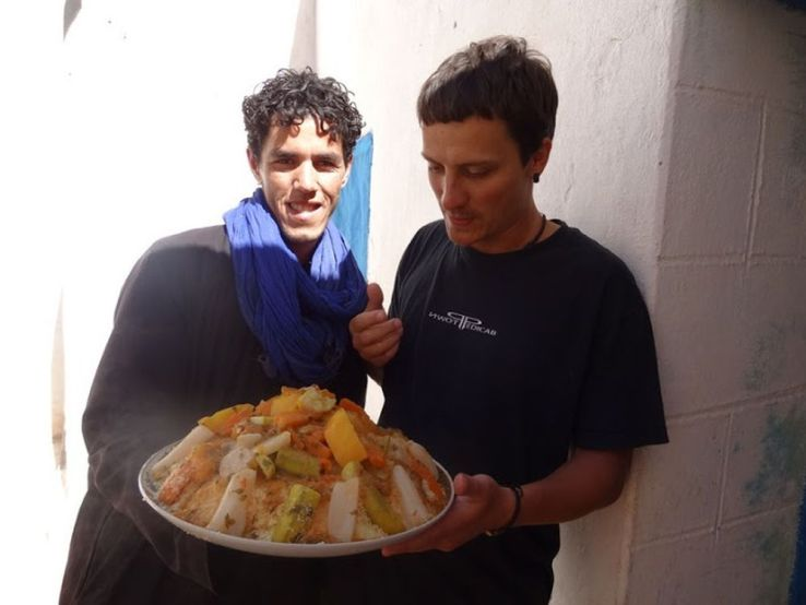 Maroko skoniai