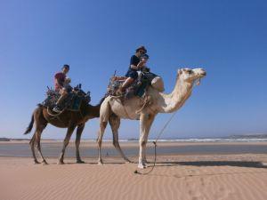 Marokas su vaikais