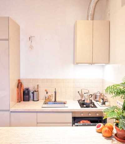 nauji virtuves baldai