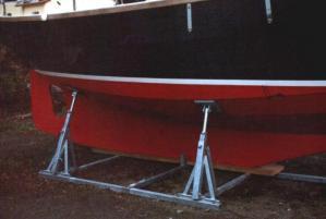 craft e yacht cradle