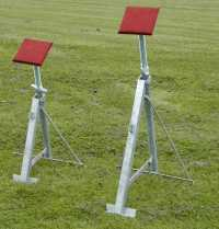 Small & Large Motorboat Prop Stand