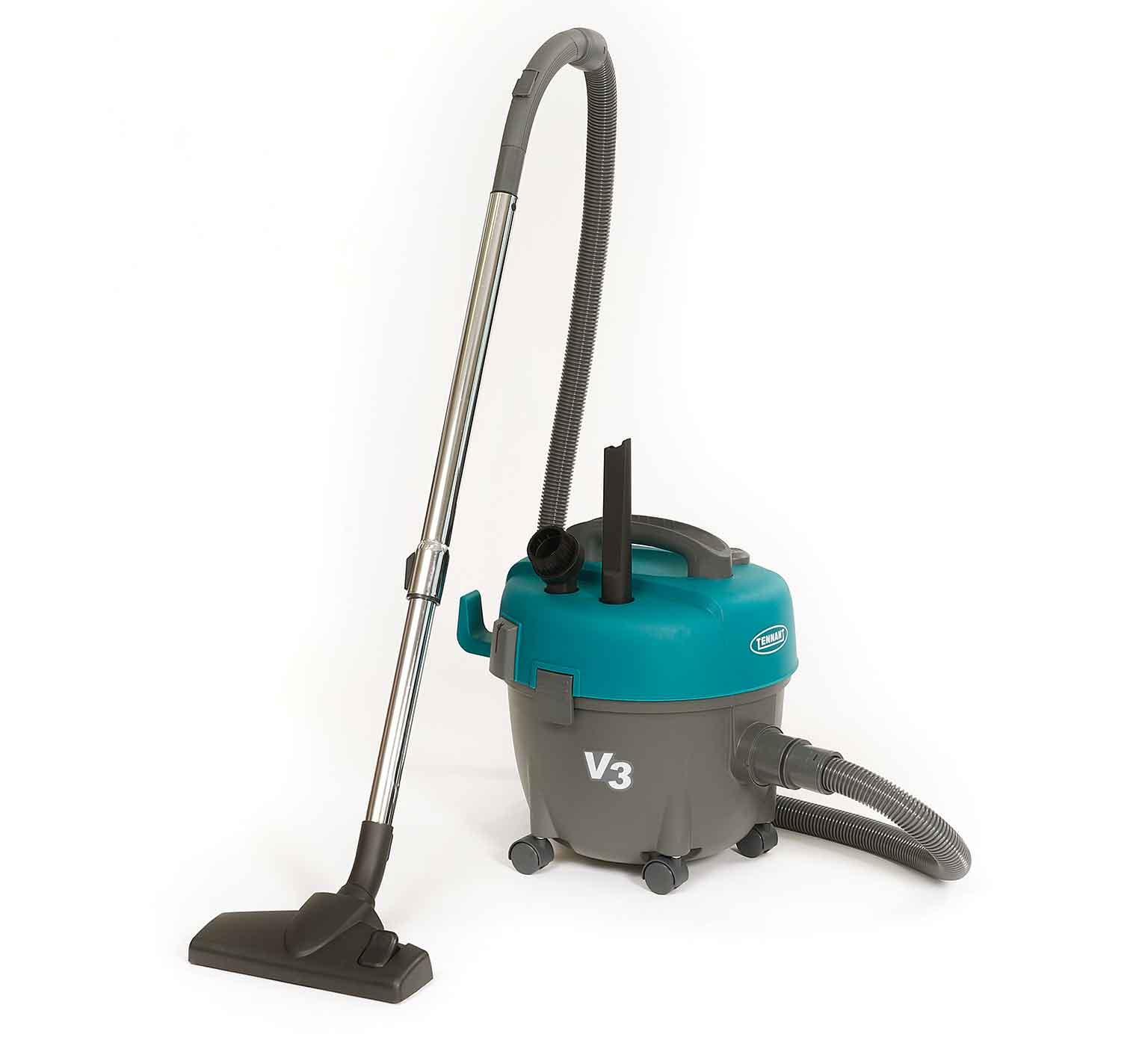V3 Dry Canister Vacuum | Tennant Company