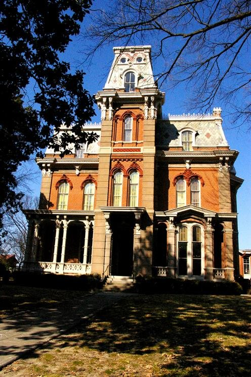 WoodruffFontaine House  Memphis Tennessee  Real Haunted
