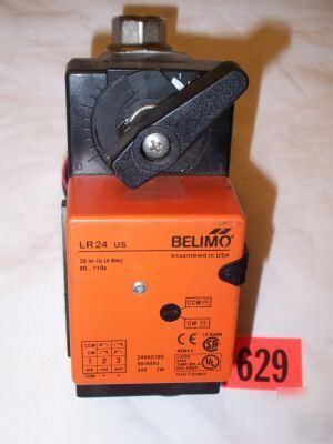 Belimo Lr24 Actuator 2 3 Way Damper Valve Motor Hvac