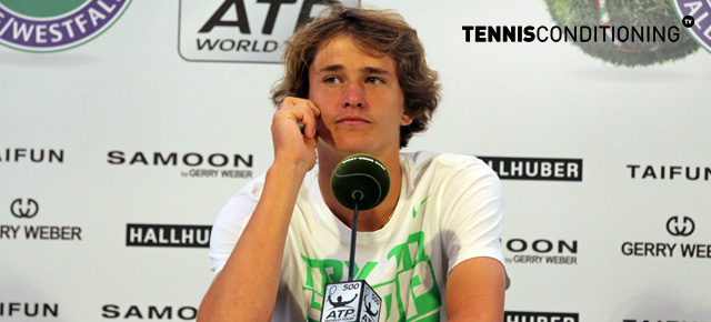 How To Develop a Great Tennis Player like Alexander Zverev