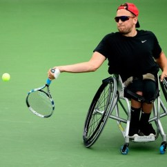 Wheelchair Quad Blue Dining Chairs Uk Alcott Reaches Us Open Quads Final 13 September 2015 All News