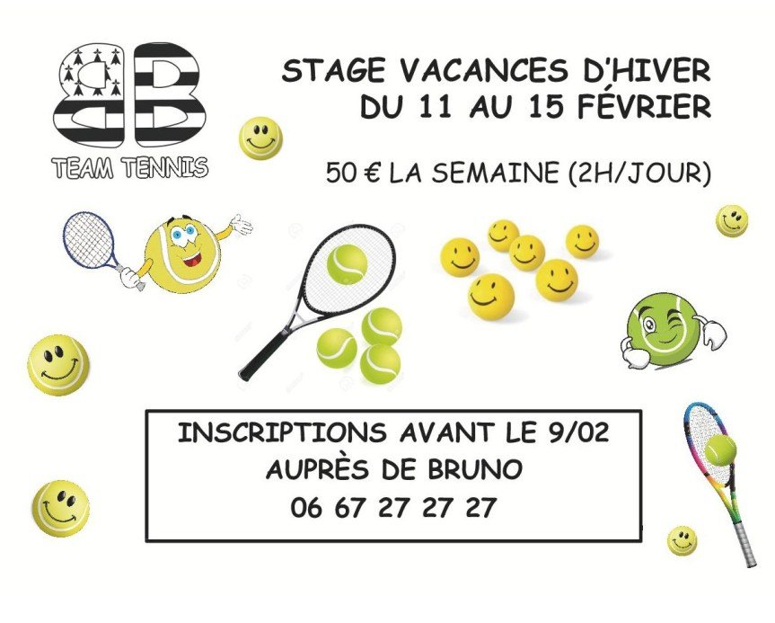Stage vacances hiver2019b