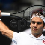 ROGER FEDERER, NADAL, BRYANS ADVANCE AT AUSTRALIAN OPEN THAT HAS A LITTLE BIT OF EVERYTHING