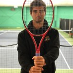 Behind The Racquet • Shares A Behind The Scenes With Tennis 10sBalls • ATP's Marcos Giron