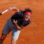 Alexander Zverev, Fabio Fognini, & More Photos From The ATP Rolex Monte-Carlo Masters Tennis
