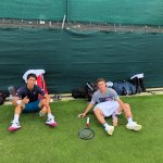 10sBalls Shares A Twitter Photo Gallery Of The Tennis Players Getting Ready For Wimbledon