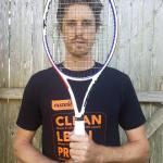 "Noah Rubin's ""Behind The Racquet"" • With • Marcus Daniell | Tennis 10sBalls"
