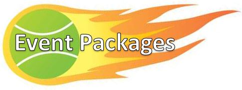 Tennis Event Packages