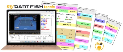myDartfish tennis reports