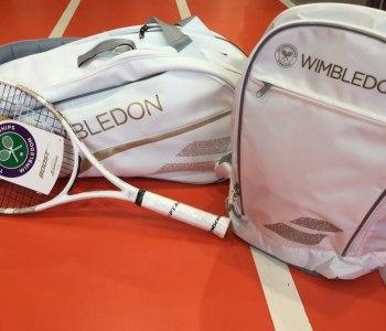 nouvelle collection babolat wimbledon