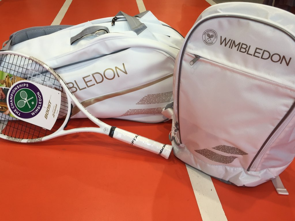 nouvelle collection babolat wimbledon