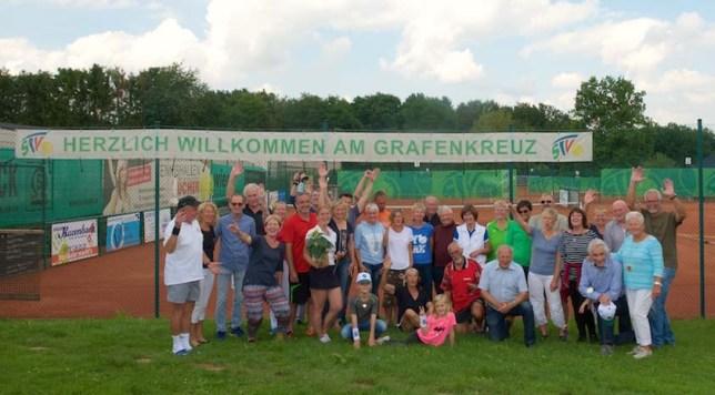 Tennisverband Mittelrhein (TVM) 8. Sommer-Mixed-Turnier für Damen und Herren