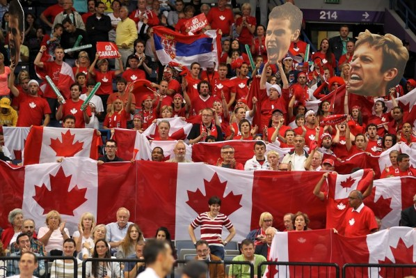 Image result for Canada to host Great Britain in 2017 Davis Cup World Group first round
