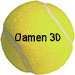 Tennisball Damen 30