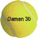 Tennisball Damen 30