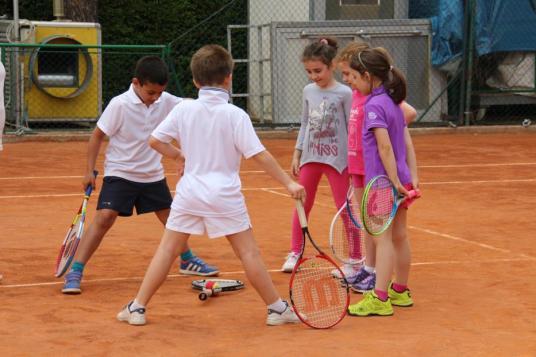 Festa fine anno Scuola Tennis 2016 | Tennis Club Mogliano