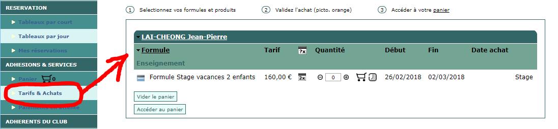 PayementSatge