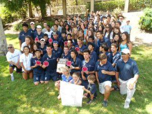 UNI tennis team, boys and girls