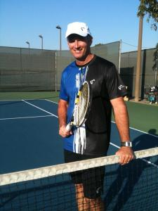 Mitch Bridge, SC Tennis Academy