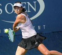Peng Shuai, tennis player