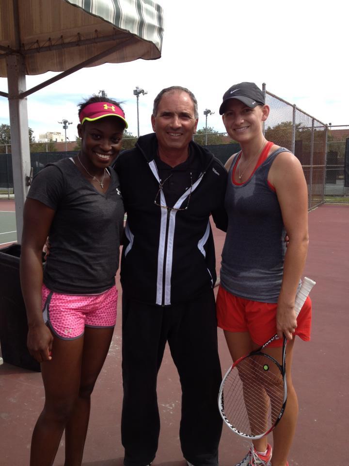 Saviano students - Choosing a Tennis Academy