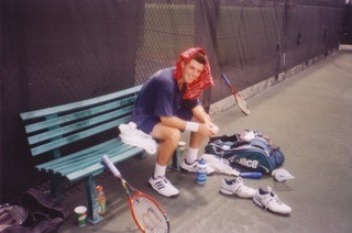 DM young - Why I Failed as a Tennis Player