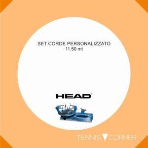 HEAD SONIC PRO EDGE-125-nero