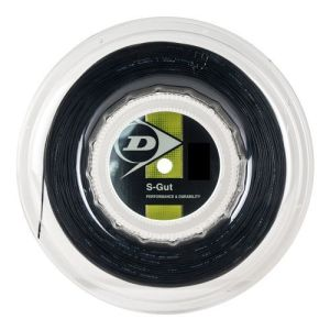 Dunlop Synthetic Gut-132-Nero-0