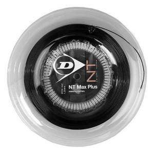 Dunlop NT Max Plus-125-Nero-0