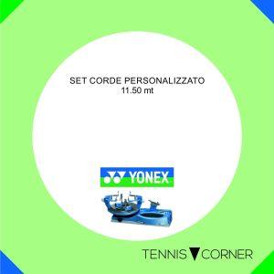 Yonex Poly Tour Drive-125-Argento