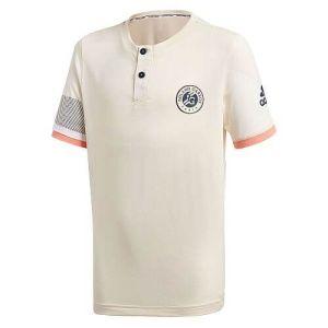 Adidas Roland Garros T-Shirt Junior Maglietta da Tennis - TennisCornerShop
