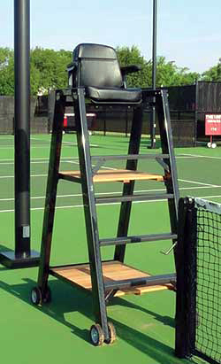Classic Tennis Court Umpire Chair