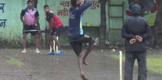 akash tarekar batting