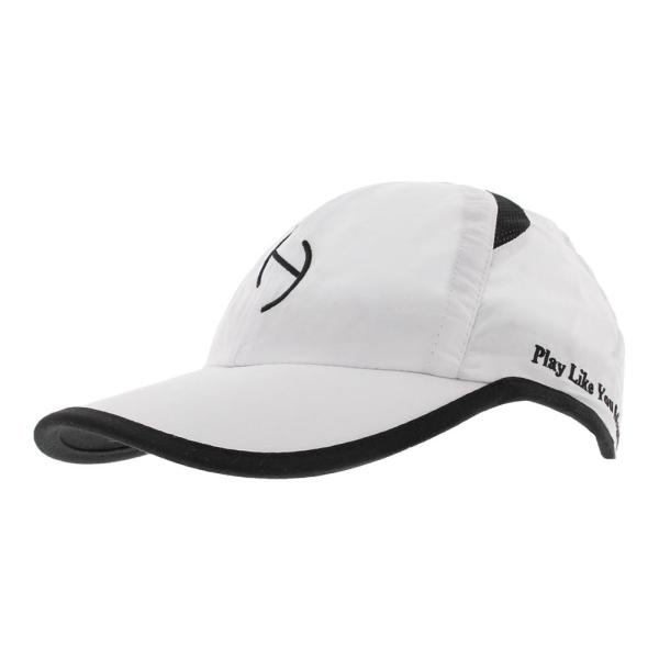 Genesis Performance White Tennis Hat Genhat