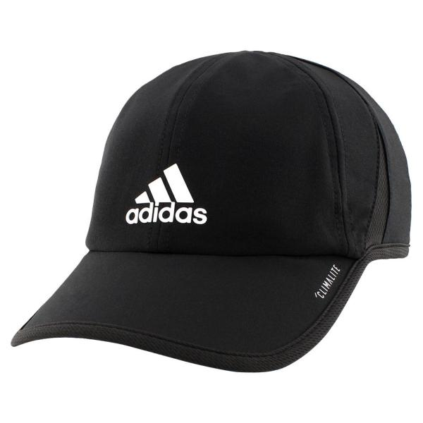 Adidas Men Superlite Tennis Cap Black And White