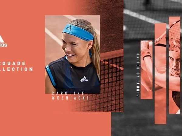 7badc5b4c The Ladies Who ll Be Wearing Adidas Escouade Collection For Roland Garros  2019