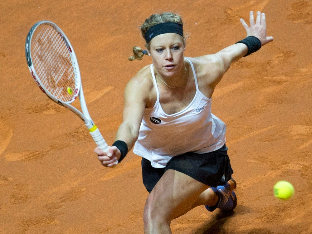 Laura Siegemund Und siegt und siegt und siegt  tennis MAGAZIN