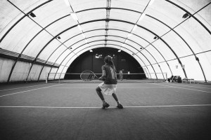 indoor tennis clubs and centers