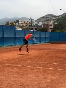 tennis serve fundamentals