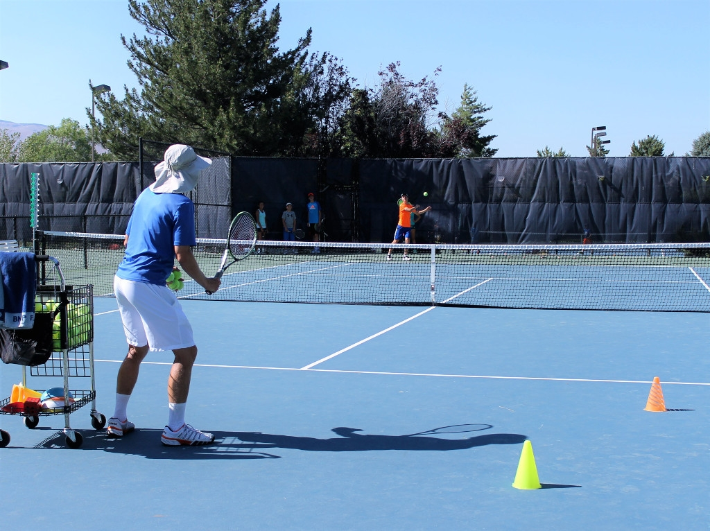 Reno Tennis Nation Racquet Sports: Lessons, Camps & Classes