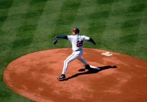 Baseball Pitching Motion