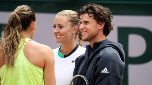ATP: Thiem with alleged separation from Mladenovic ...