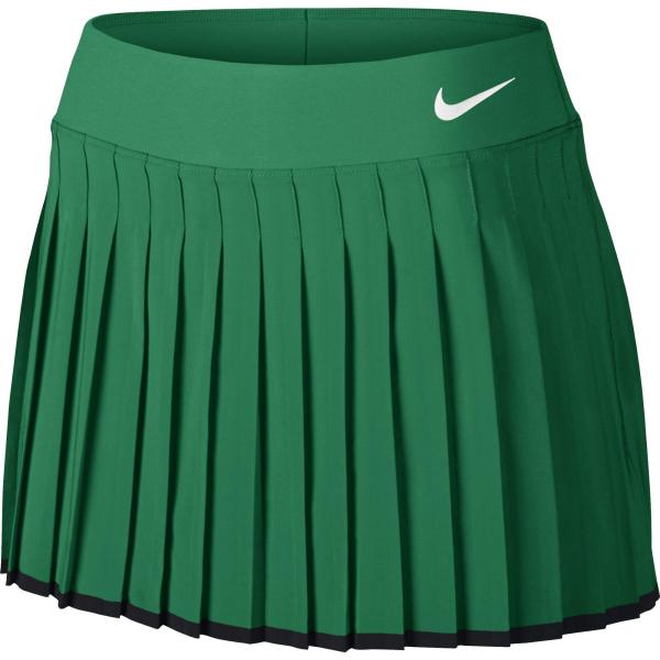 Nike Womens Victory Tennis Skirt Regular Long - Lucid
