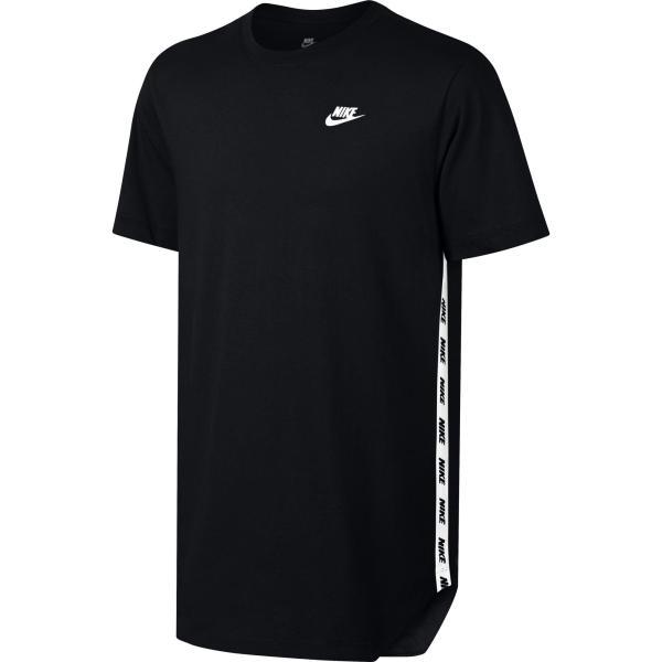 Nike Mens Sportwear T-shirt - Black