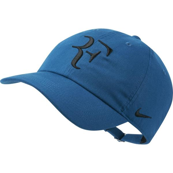 Nike Rf Aerobill H86 Adjustable Cap - Blue Force Black